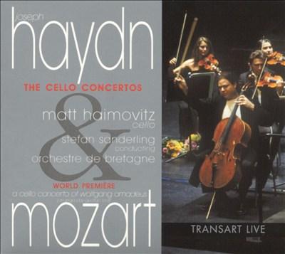 Haydn: The Cello Concertos; Mozart: Cello Concerto