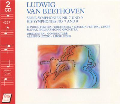 Beethoven: Seine Symphonien Nos. 7 und 9