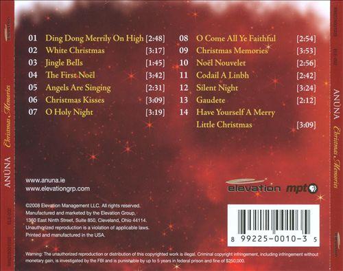 Christmas Memories [Borders Exclusive]