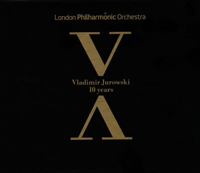 Vladimir Jurowski 10 years