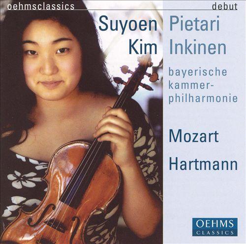 Suyoen Kim Performs Mozart & Hartmann