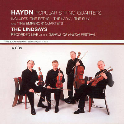 Haydn: Popular String Quartets