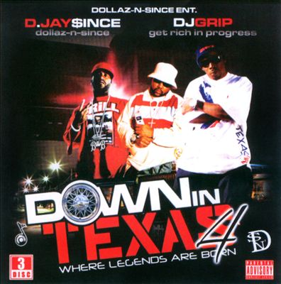 Down in Texas, Vol. 4