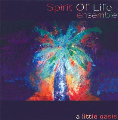 A Little Oasis & DVD Spirit