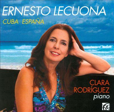 Ernesto Lecuona: Cuba España