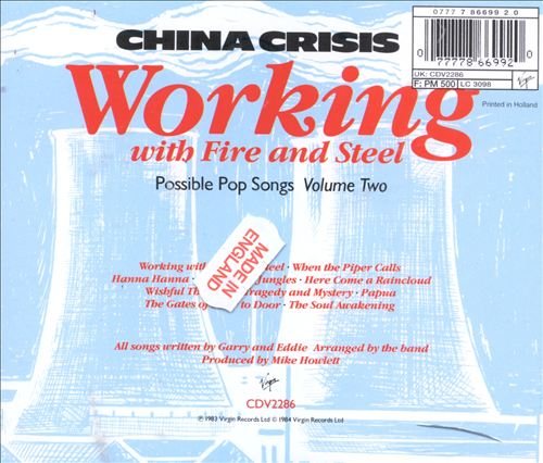 Working with Fire and Steel: Possible Pop Songs, Vol. 2