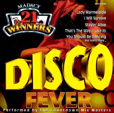 Disco Fever [Madacy]