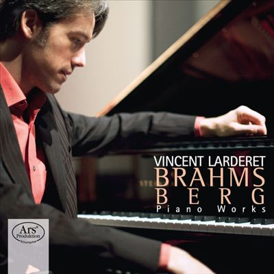 Brahms, Berg: Piano Works