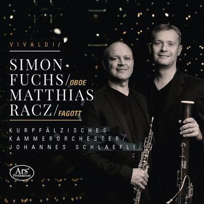 Antonio Vivaldi: Concertos for Oboe; Concertos for Bassoon