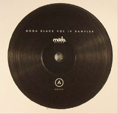 Moda Black, Vol. 4 [Sampler]