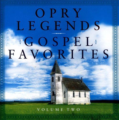 Opry Legends: Gospel Favorites, Vol. 2