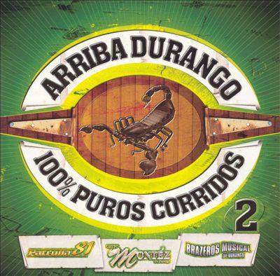 Arriba Durango 100% Puros Corridos, Vol. 2