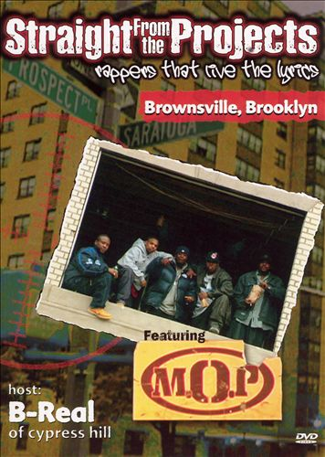 Straight from the Projects [Video/DVD]