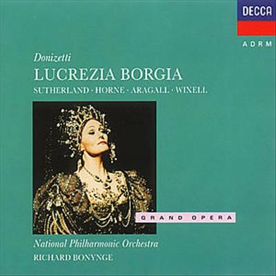 Donizetti: Lucrezia Borgia [Germany]