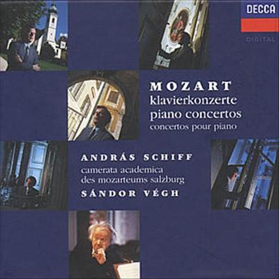 Mozart: Klavierkonzerte