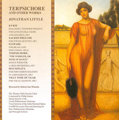 Jonathan Little: Terpsichore and Other Works