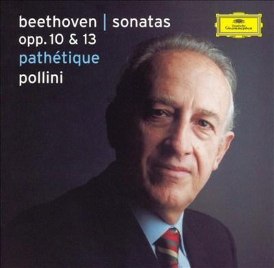 Beethoven: Sonatas, Opp. 10 & 13