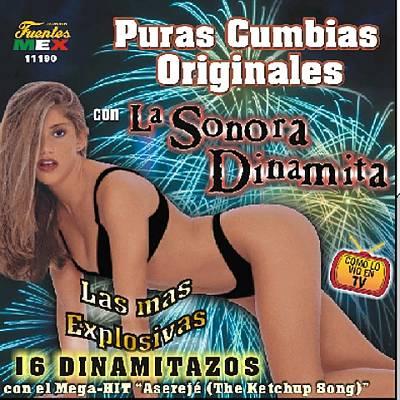 Puras Cumbias Originales con La Sonora Dinamita
