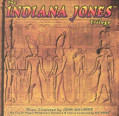 The Indiana Jones Trilogy