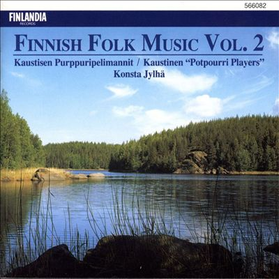 Finnish Folk Music, Vol. 2