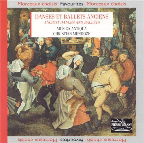 Ancient Dances and Ballets