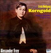 Korngold: Piano Works, Vol. 1