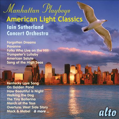 Manhattan Playboys: American Light Classics