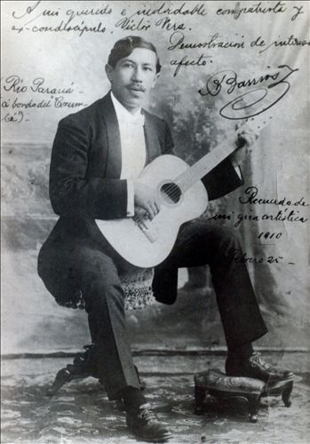 Agustín Barrios-Mangoré
