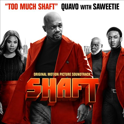 Too Much Shaft [From Shaft: Original Motion Picture Soundtrack]