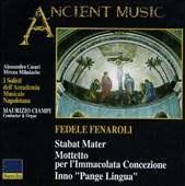 Fedele Fenaroli: Stabat Mater, etc.