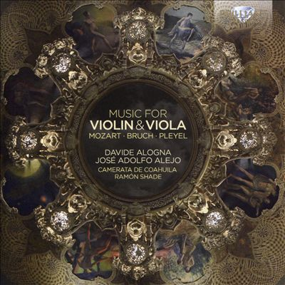 Music for Violin & Viola
