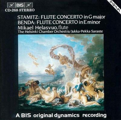 Stamitz & Benda Flute Concertos