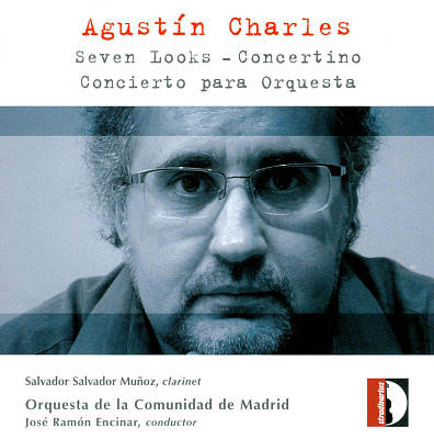 Augustin Charles: Seven Looks; Concertino