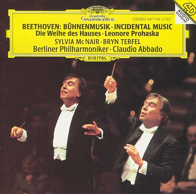 Beethoven: Die Weihe des Hauses; Leonore Prohaska (Incidental Music)
