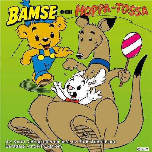 Bamse och Hoppa-Tossa
