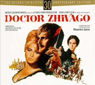 Doctor Zhivago [Rhino]