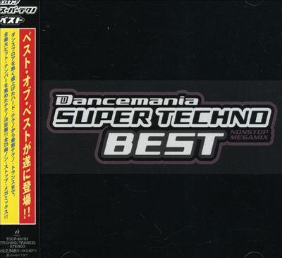 Dancemania Super Techno Best