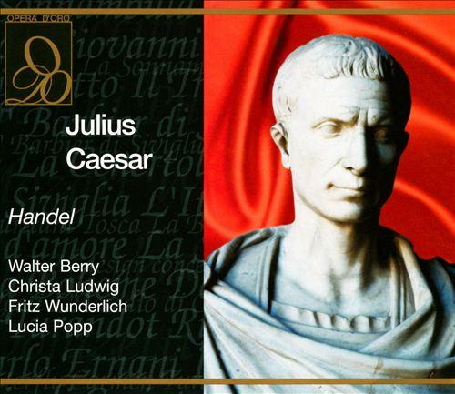 Handel: Julius Ceasar
