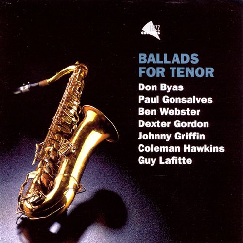 Ballads for Tenor