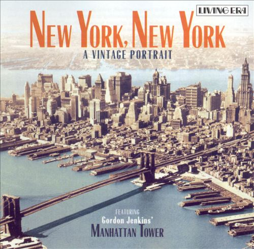 New York, New York: A Vintage Portrait