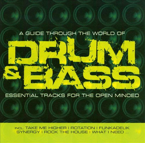 Drum & Bass [Zyx 2 CD]