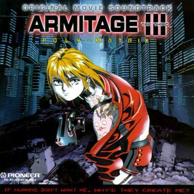 Armitage: Dual Matrix (Original Soundtrack)