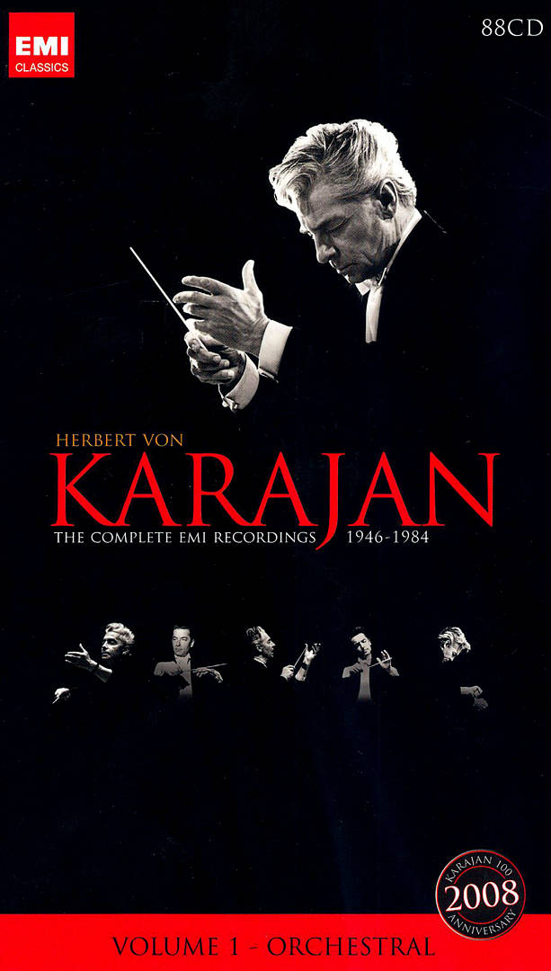 The Complete EMI Recordings 1946-1984, Vol. 1: Orchestral