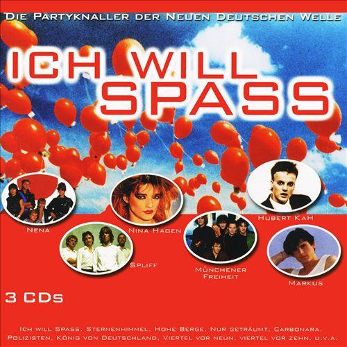 Ich Will Spass: Die Partyknaller der Neuen Deutschen Welle [#2]