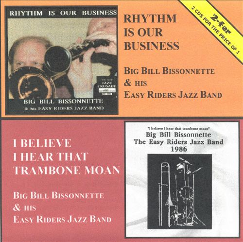 Rhythm Is Our Business/I Believe I Hear Trombone