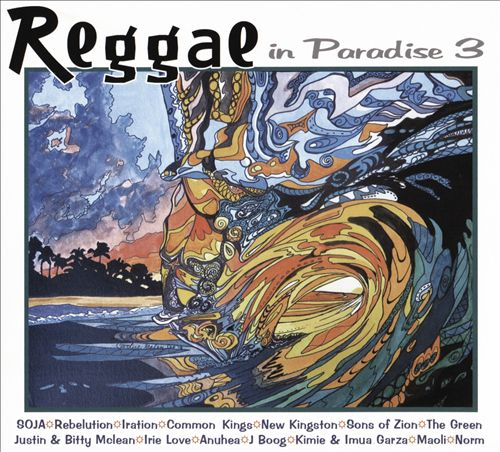 Reggae in Paradise, Vol. 3