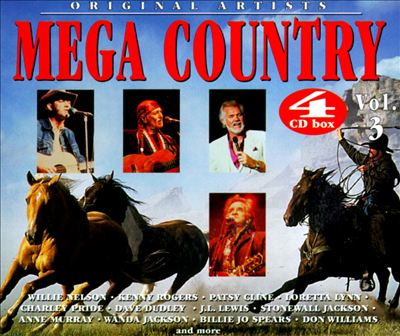 Mega Country, Vol. 3