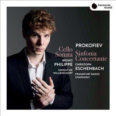 Prokofiev: Cello Sonata; Sinfonia Concertante