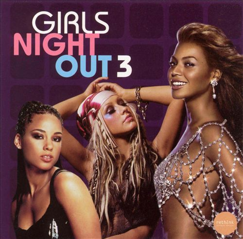 Girls Night Out, Vol. 3 [BMG]