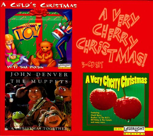 A Very Cherry Christmas [Box Set]